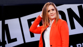 Samantha Bee Is The New Jon Stewart — In Every Possible Sense