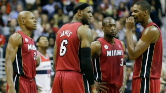 Ray Allen Criticized The Heat For How They Handled The Final Year Of The 'Big Three'
