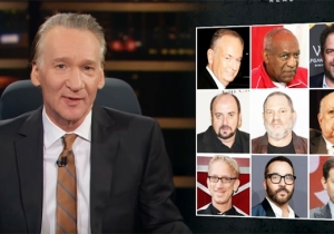 Bill Maher Awkwardly Argues That Harvey Weinstein And Others Like Him Are The Result Of 'Toxic Male Laziness'