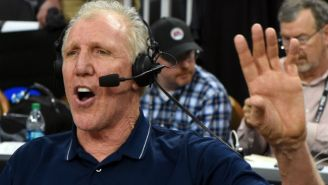 Bill Walton Brought His Signature Brand Of Psychedelic Commentary To A White Sox-Angels Game