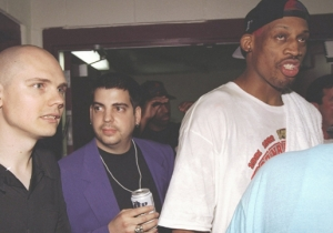 Billy Corgan Tells The Tale Of An Angry Phil Jackson After A Crazy Night Of NBA Finals Partying With Dennis Rodman