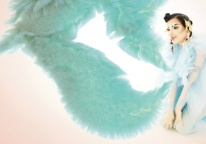 Björk's 'Blissing Me' Video Is A Bare, Unembellished Courtship Dance