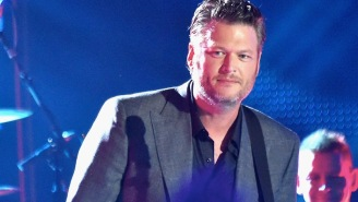 Blake Shelton Being Named The Sexiest Man Alive Led To Some Hot Takes