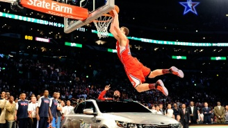 Blake Griffin Told The Story Behind How The NBA 'Messed Up' His Famous Car Dunk