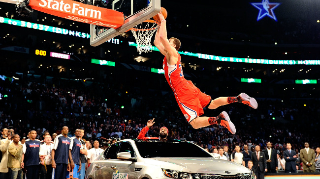 Blake Griffin Said The NBA 'Messed Up' His Famous Car Dunk
