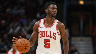 Bobby Portis Is The Latest Bulls Player To Miss Time With An Injury