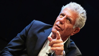 Anthony Bourdain Has Had It With Restaurant 'Bro Culture'