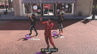 Here's What Michael Jackson's 'Thriller' Looks Like Re-Created In 'NBA 2K18'