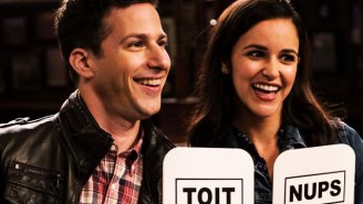 Can 'Brooklyn Nine-Nine' Save 'The Venue' For Jake And Amy's Toit Nups?