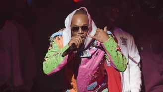 Cam'ron Responds To Mase With 'Dinner Time' But His Fans Aren't Feeling It