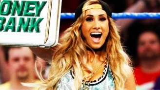 WWE's Carmella Talks About The Journey From NXT To 'Total Divas' And Beyond