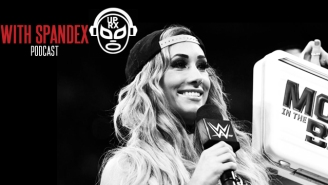 McMahonsplaining, The With Spandex Podcast, Episode 16: Carmella