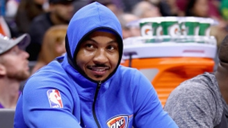 Carmelo Anthony Got Hit With A 'Honey Nut Cheerios' Chant From Pacers Fans