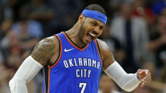Carmelo Anthony Has Finally Come To An Agreement On A Deal With The Rockets
