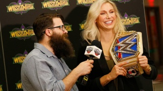 Charlotte Flair Gives Us Her Dream Match, And Reflects On Her Return To New Orleans