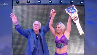 Charlotte Flair Wrote A Heartfelt Letter In Tribute To Her Father