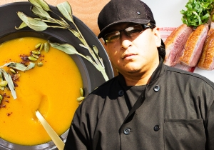 Let Chef Brian Yazzie Show You The Future Of Indigenous Cuisine