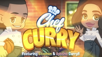 Steph And Ayesha's 'Chef Curry' Is Ready To Cook On Your Phone