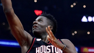 Clint Capela Will Reportedly Miss Four to Six Weeks With A Thumb Injury