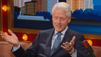 Bill Clinton Discusses The One Thing He Misses The Most About Being The President On 'Conan'