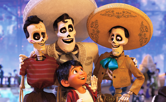 best animated movies on disney plus - coco