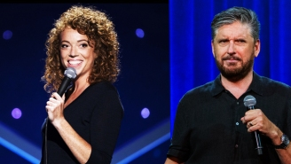 Comedy Now: 'Nice Lady' Michelle Wolf Takes HBO And Craig Ferguson Throws A 'Tickle Fight' At Netflix