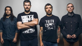 Converge's New Album 'The Dusk In Us' Cements Them As Guardians Of Heavy Music