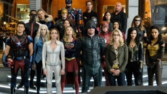 The CW's DC Heroes Unite To Stomp Nazis On This Week's Geeky TV