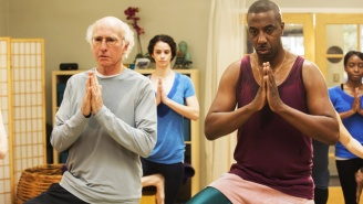 'Curb Your Enthusiasm' Tries To Find Larry's Inner Uber Peace In 'Namaste'