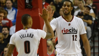 Damian Lillard's Relationship With Jusuf Nurkic Is What He Wished He Had With LaMarcus Aldridge