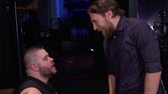 Daniel Bryan Was A Ruthless Taskmaster As A Pro Wrestling Trainer