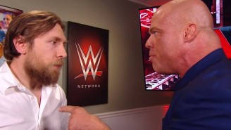 Kurt Angle Tried To Explain Why He Was Cleared To Return To A WWE Ring And Daniel Bryan Wasn't