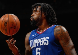 Doc Rivers Says DeAndre Jordan Has Played With An Ankle Injury For A Month