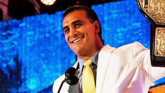 Alberto Del Rio On Combate Americas And The Challenge Of Living A Private Life Publicly