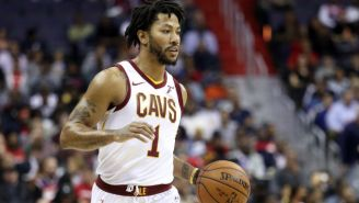 LeBron James Says The Cavaliers Ultimately Want Derrick Rose To Do What's 'Best For Him'