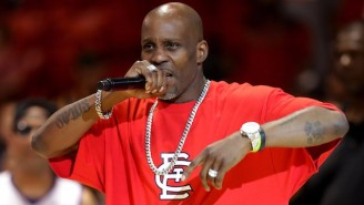 DMX's 'Rudolph The Red-Nosed Reindeer' Cover Is Strangely Delightful