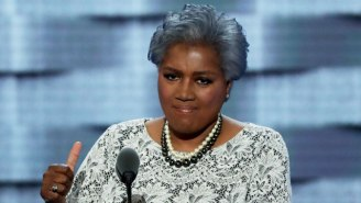 Former Interim DNC Chair Donna Brazile Claims That She Considered Replacing Hillary With Joe Biden As Nominee