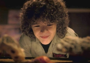 The Mystery Of Yertle The Turtle From 'Stranger Things 2' Has Been Solved