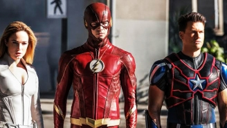 Boy, The 'Crisis On Earth-X' Crossover Of The CW Superhero Shows Was Fun