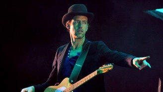 Radiohead Guitarist Ed O'Brien Says He Has A Brazil-Inspired Solo Album On The Way