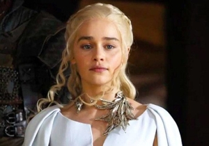 Emilia Clarke Wants Fans To Stop Focusing On The Sex And Nudity On 'Game Of Thrones'