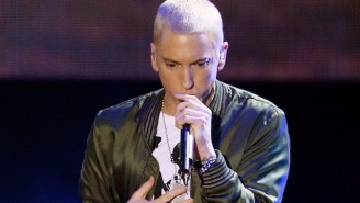Eminem Spends Six Minutes Lamenting About Institutional Racism On His New Single 'Untouchable'