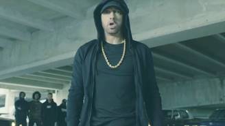 Eminem Is Upset That Trump Hasn't Responded To His BET Freestyle: 'I Was And Still Am Extremely Angry'