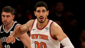 Enes Kanter Is In More Legal Trouble In Turkey, This Time For Insulting Hedo Turkoglu
