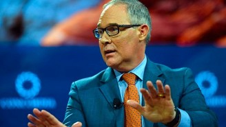 The EPA Will Keep Rolling Back Rules Despite A Recent U.S. Climate Change Report Blaming Humans