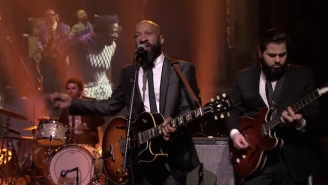 The Dap-Kings Deliver An Incredible Soul-Stirring Tribute To Sharon Jones On 'Fallon'