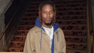 Fetty Wap Was Arrested For Drunk Drag Racing On A Suspended License In New York