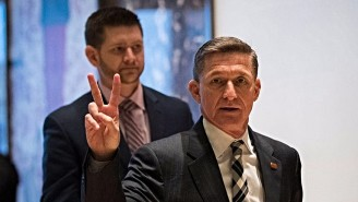 Report: Michael Flynn And His Son Were Set To Make Millions For Handing A Muslim Cleric Over To Turkey