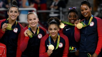 Gabby Douglas Got Dragged For Her Victim-Blaming Tweet At Former Olympic Teammate Aly Raisman