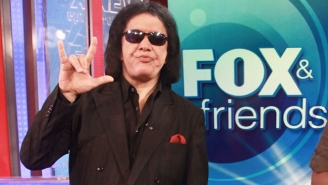 KISS Founder Gene Simmons Has Been Banned For Life From Fox News